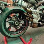 Mv Agusta Brutale 800 Rr Rear Wheel