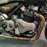 Norton Commando Limited Edition Engine