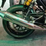 Norton Commando Limited Edition Exhaust