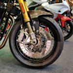 Norton Commando Limited Edition Front Wheel