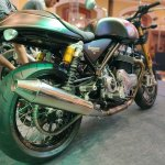 Norton Commando Limited Edition Rear Three Quarter