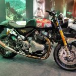 Norton Commando Limited Edition Right Side