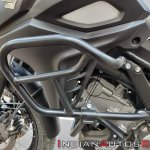 Suzuki V Strom 650 Xt Details Crash Guard Left Sid