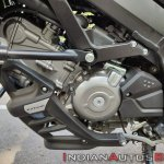 Suzuki V Strom 650 Xt Details Engine Left Side