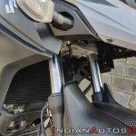 Suzuki V Strom 650 Xt Details Front Suspension