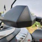 Suzuki V Strom 650 Xt Details Knuckle Guard
