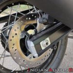 Suzuki V Strom 650 Xt Details Rear Brake