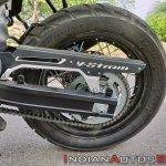 Suzuki V Strom 650 Xt Details Rear Wheel