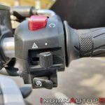 Suzuki V Strom 650 Xt Details Switchgear Right Sid