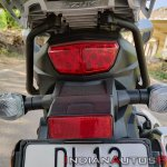 Suzuki V Strom 650 Xt Details Tail Light And Rear