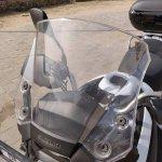Suzuki V Strom 650 Xt Details Windscreen 2