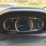 2018 Ford Aspire Facelift Review Speedo Console Im
