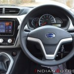 2018 Datsun Go Facelift Dashboard Driver Side