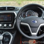 2018 Datsun Go Facelift Dashboard Driver Side