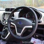 2018 Datsun Go Facelift Dashboard Side View