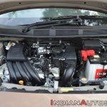 2018 Datsun Go Facelift Engine Bay