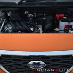 2018 Datsun Go Facelift Engine Bay
