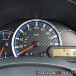 2018 Datsun Go Facelift Instrument Panel