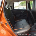 2018 Datsun Go Facelift Rear Seats