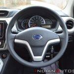 2018 Datsun Go Facelift Steering Wheel