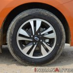 2018 Datsun Go Facelift Wheel