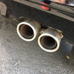 Tata Tiago Jtp Exhaust Tips