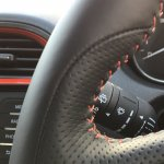 Tata Tiago Jtp Steering Wheel Cover Stitching