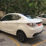 Tata Tigor Jtp Rear Three Quarters Left Side