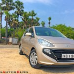2018 Hyundai Santro Review Images Front Side Profi