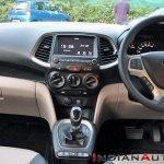 2018 Hyundai Santro Review Images Interior Dashboa