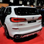 2019 Bmw X5 At 2018 Paris Auto Show