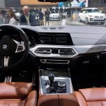 2019 Bmw X5 Interior At 2018 Paris Auto Show