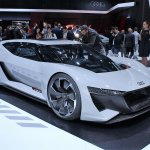 Audi Pb18 E Tron At 2018 Paris Auto Show