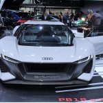 Audi Pb18 E Tron Front At 2018 Paris Auto Show