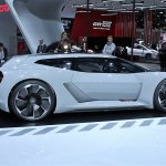 Audi Pb18 E Tron Side At 2018 Paris Auto Show