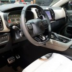 Citroen C5 Aircross Interior At 2018 Paris Auto Sh