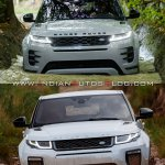 2019 Range Rover Evoque Vs 2015 Range Rover Evoque