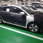 2019 Hyundai Ioniq Electric Facelift Right Side Sp