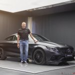 New Mercedes C 63 Amg Coupe Facelift Launch India