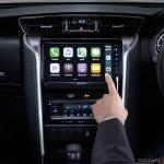 Toyota Fortuner Legender Infotainment System