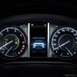 Toyota Fortuner Legender Optitron Instrument Clust