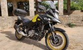 Suzuki V-Strom 650 XT Review: Storming the ADV space