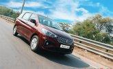 2018 Maruti Ertiga 1.5 petrol - First Drive Review [Video]