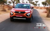 All-new Tata Harrier | First Drive Review | Tested on road and in the desert