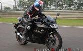 2019 Suzuki Gixxer SF - Track Test Review from BIC