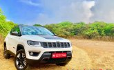 Jeep Compass Trailhawk - First Drive Review