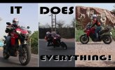 Ducati Multistrada 950 | Road Test Review | Is This All The Motorcycle You'll Ever Need?