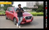 Datsun GO & GO+ CVT | First Drive | Easier To Drive Than a Hyundai Santro AMT
