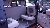Mahindra Bolero rear seats