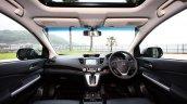 2012 Honda CR-V interiors